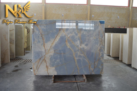 Blue Marble Stones