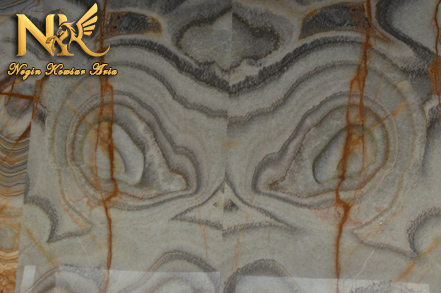 Butterfly Marble Stone